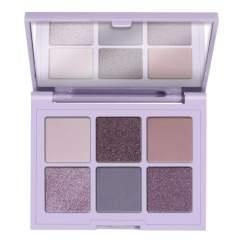 essence I like to MAUVE it, MAUVE it! eyeshadow palette luomiväripaletti 4,5g