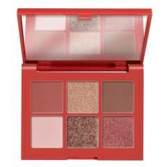 essence BRONZED this way eyeshadow palette luomiväripaletti 4,5g